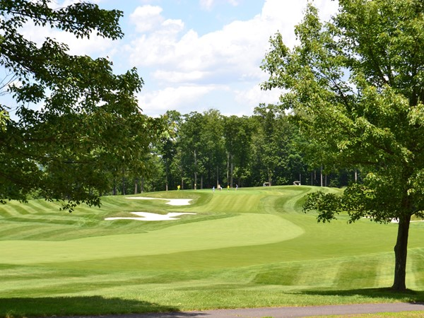 18-hole championship golf course at the New Jersey National Golf Club.