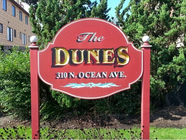 The Dunes of LB in North Long Branch is right across from Seven Presidents Oceanfront Park