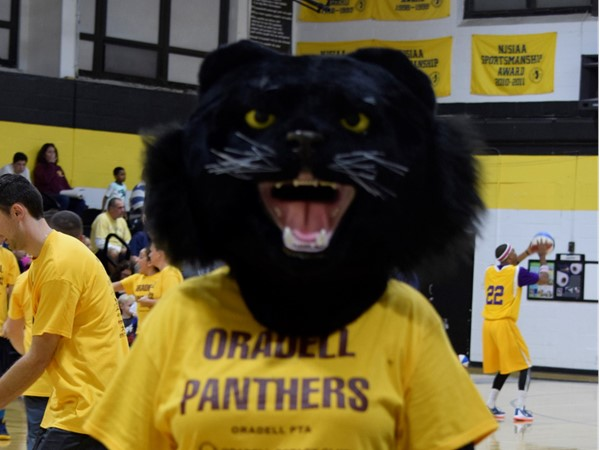Oradell Panthers vs Harlem Wizards