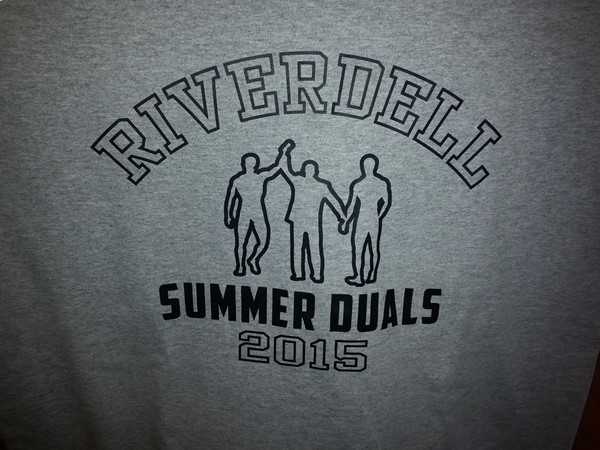 River Dell HS Summer Wrestling Duals 2015