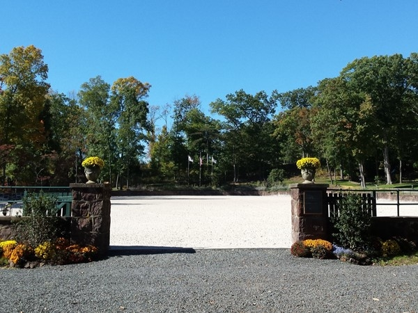 A few miles south of Chester is the beautiful facility where our Olympic equestrian teams are based