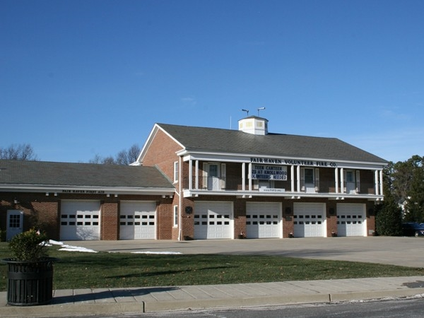 Fair Haven firehouse