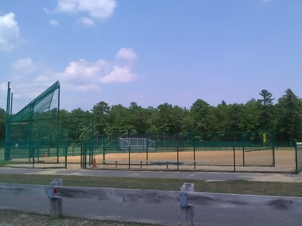 Little Egg Harbor Recreation Complex Fields, North Green Street