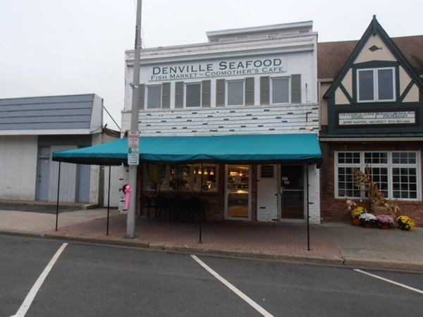 Denville Sea Food Store and Restaurant.