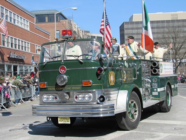 St. Patrick's Day Parade on the Green 2019