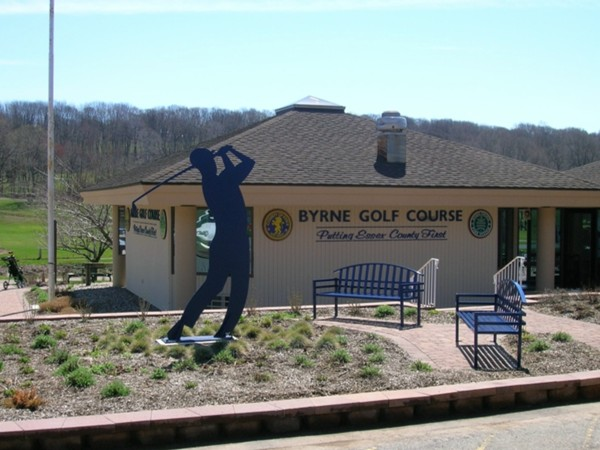 Byrne Golf course is one of three public county golf courses in Essex County