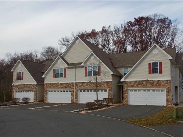 Hopewell Grant Townhomes in Hopewell Twp NJ -- under 15 minutes to the train station