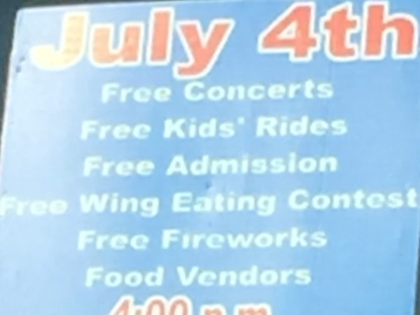 Looking for something to do in East Brunswick this 4th of July.  Head over to 721 Cranbury Road