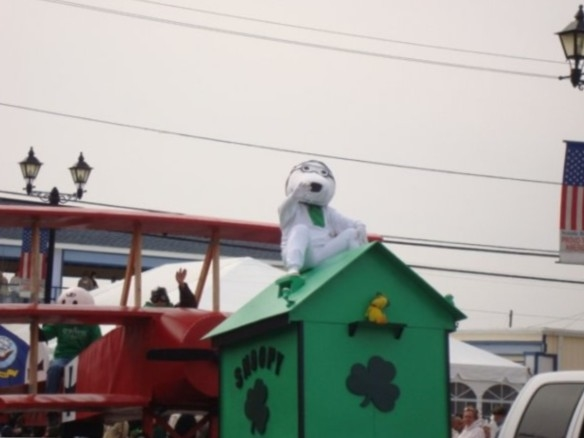 Fun for all ages at the St. Patrick's Day Parade
