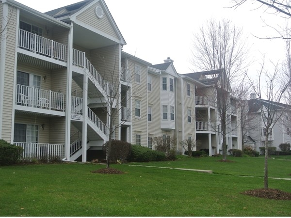 First, second or third floor condo's with decks