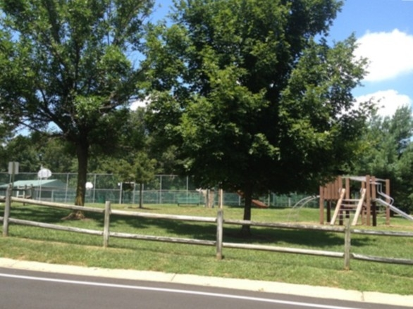 Another playground at 60 Acre Reserve