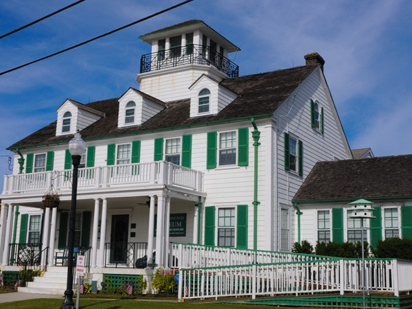 Longport Historical Society Museum- Longport