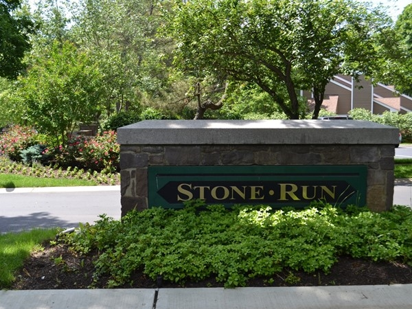 Stone Run in The Hills at Bedminster