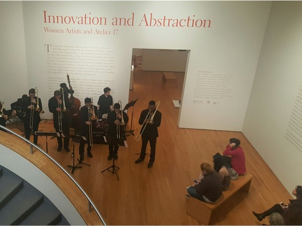 First Tuesdays at the Zimmerli Museum