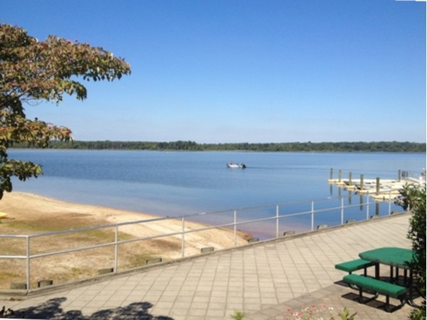 Beautiful Manasquan Reservoir on an early fall afternoon!