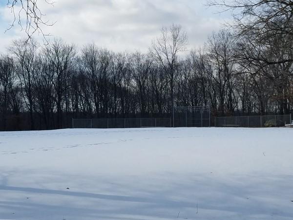 Hedden Park ball field