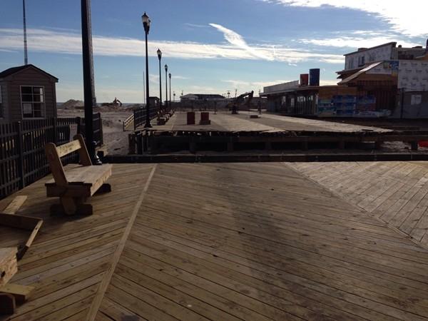 Seaside Boardwalk will be better than ever!