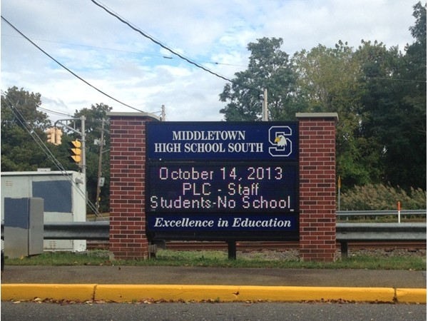 Middletown High School South is one of the top high schools in the area