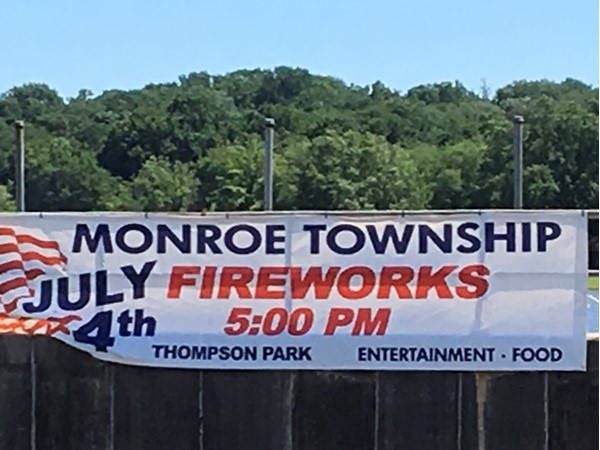 Don't forget to come out for our 4th of July Fireworks