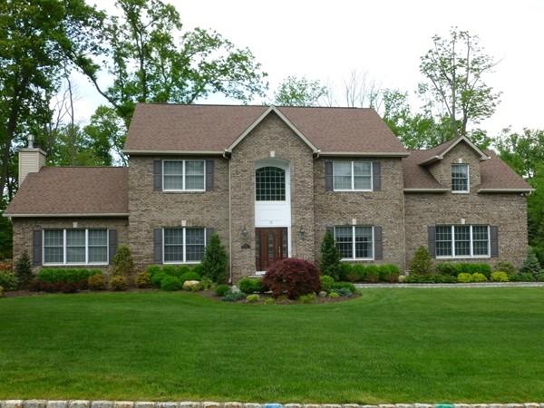 A handsone house in Camelot Woods II neighborhood