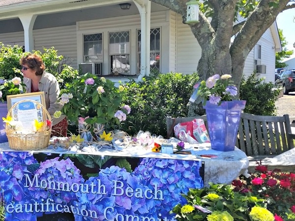 Monmouth Beach Beautification Committee's 10 year anniversary celebration
