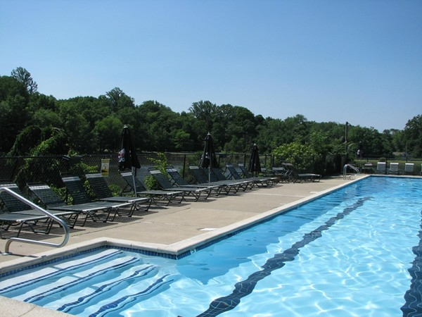 Ramsey Golf & Country Club's pool