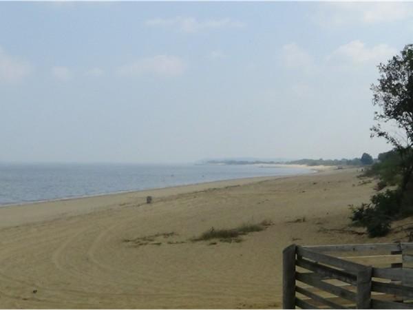 The Keansburg Beach