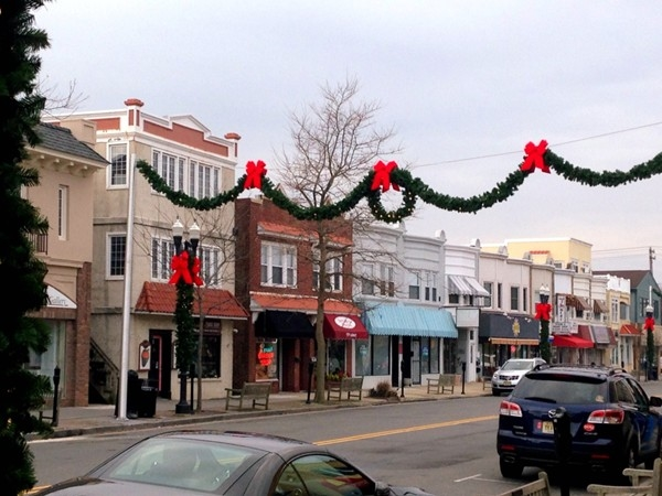 Downtown Ocean City is all ready for the holidays