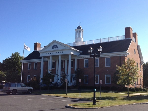 Freehold Township Town Hall