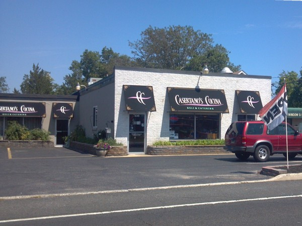 First in a series of great places to eat in Beachwood. Casertano's Cucina - great Italian foods
