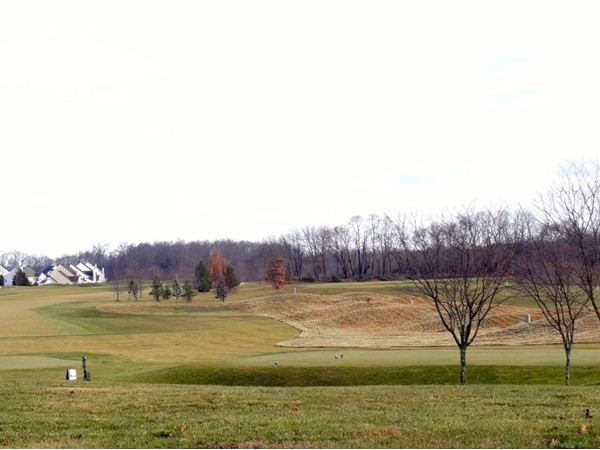 Golf Course at Battleground Country Club