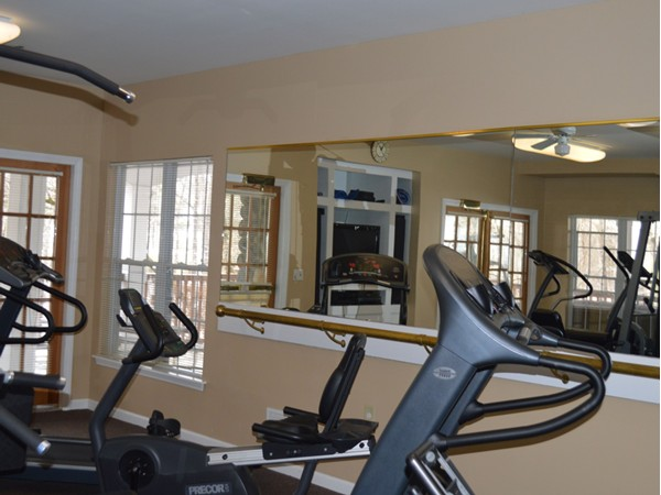 The Fitness Center at the Ramapo River Reserve