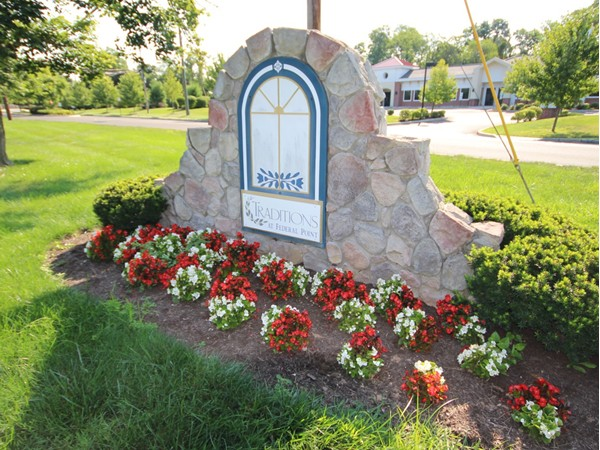 A lovely community in Lawrence Township