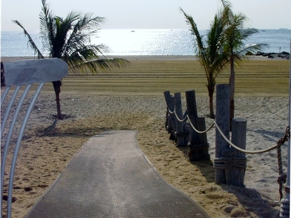 Your pathway to the beach