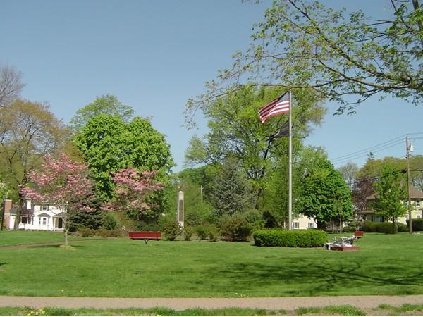Allendale Memorial Park