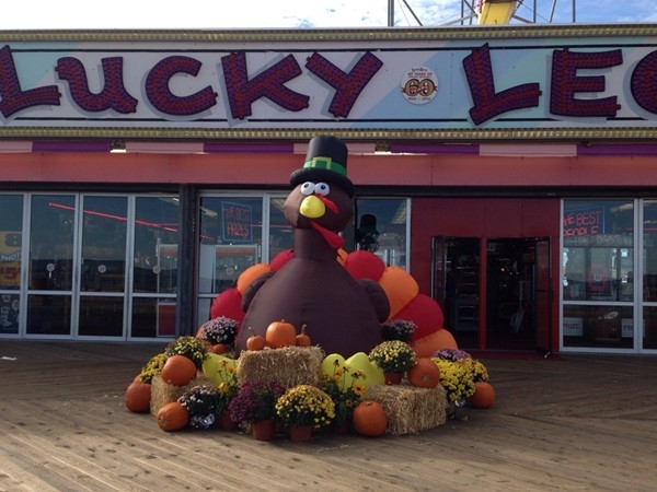 Lucky Leo's Amusements at Seaside Heights