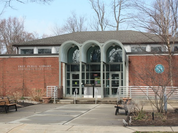 River Edge Public Library - part of the Bergen County Cooperative Library System (BCCLS)