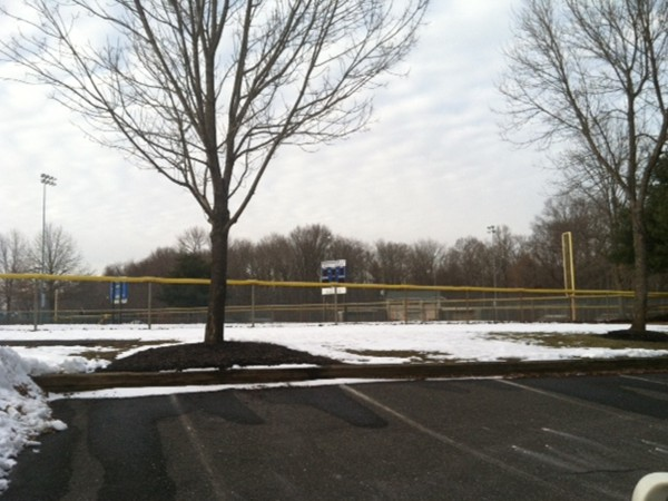Robbinsville Little League-almost ready to play ball!