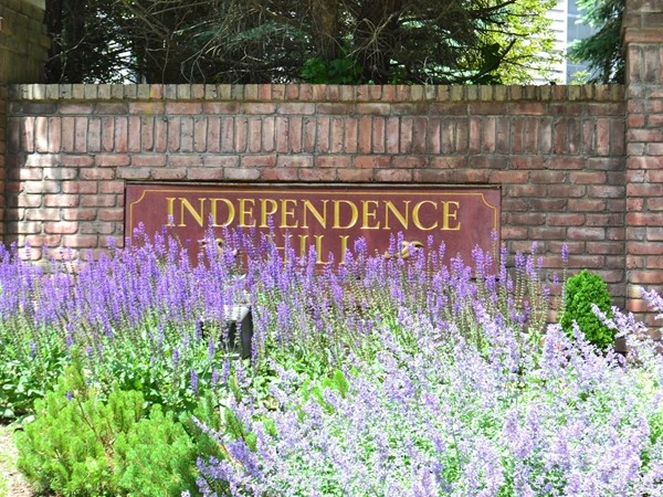 Independence Hill is situated in The Hills at Basking Ridge and consists of 44 Single-family homes