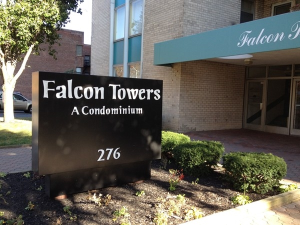 Welcome to Falcon Towers, a 12 story hi rise with elevators, parking, storage and laundry