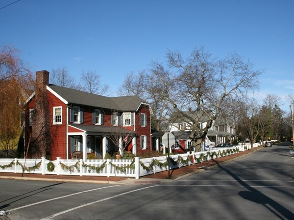 Fair Haven's historic neighborhood