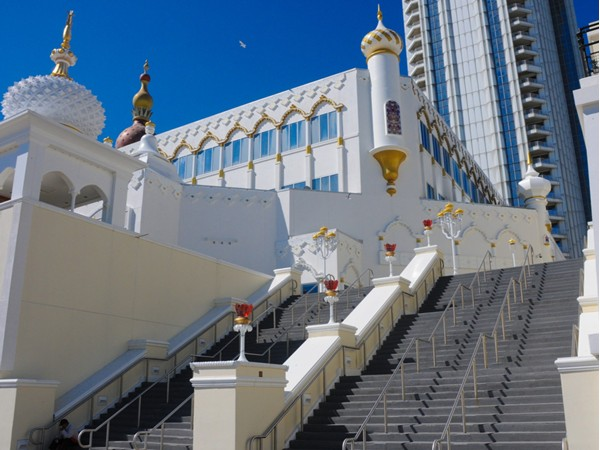 Taj Mahal in Atlantic City