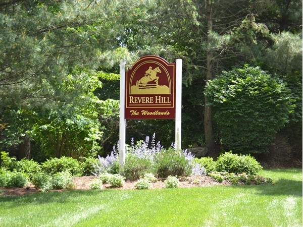Revere Hill located in The Hills section of Basking Ridge offers 137 single-family homes