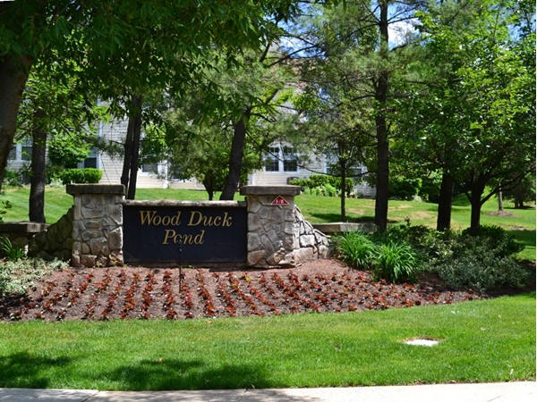 Wood Duck Pond at The Hills in Bedminster is comprised of 200 condominium/townhomes