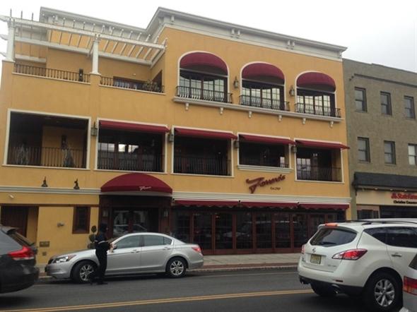 Al Fresco Restaurants Near Me