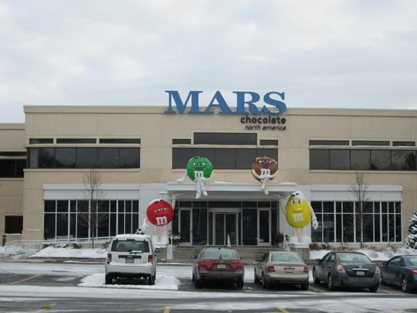 M & M Mars