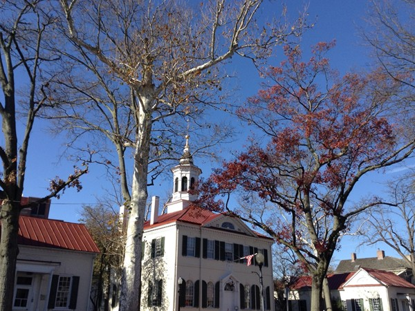 """Mount Holly, NJ - Historic """"county court house"""" still in use for special events & tours."""