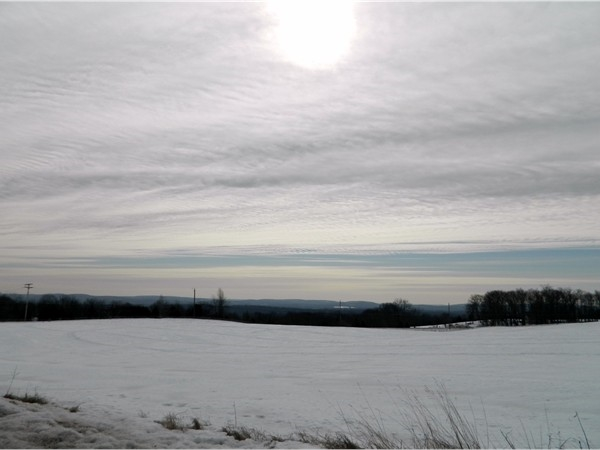 Just one of the beautiful views that you can find in Fredon Twp!