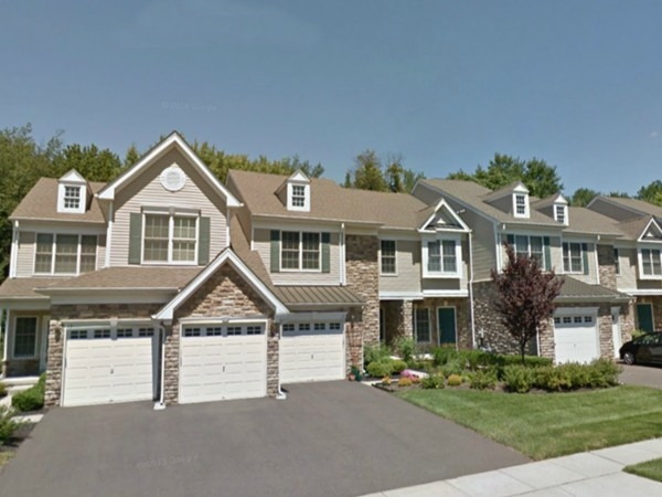 Estates at Princeton Junction- West Windsor's newest townhouse community with full basements