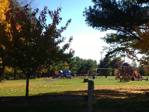 Playground at Marlboro Recreation Center